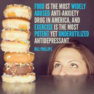Food-antidepressant