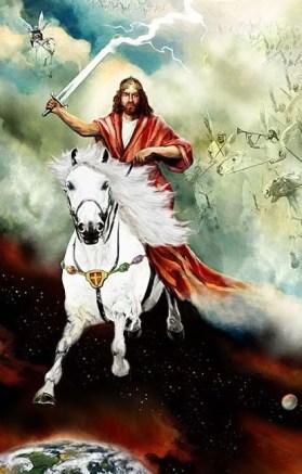 Jesus riding7