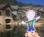 Flat Janet's Last Vacation Days & Heading Home