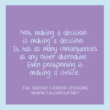 notmakingadecision